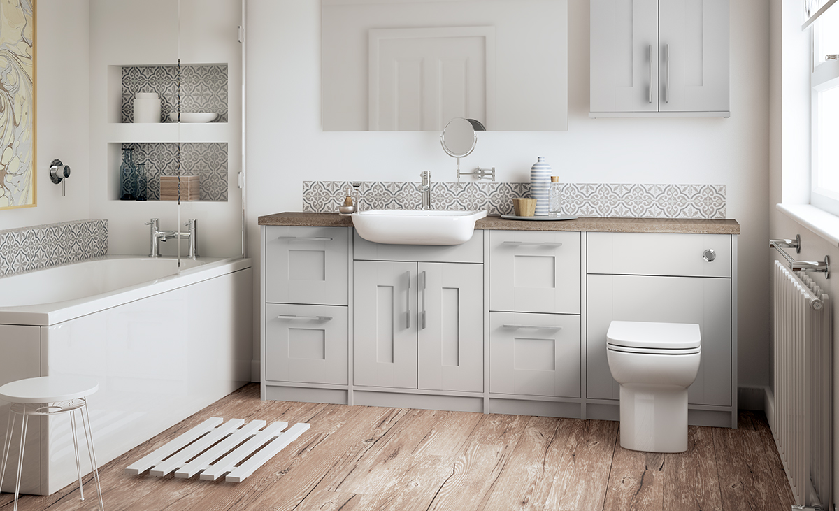 Bluewater bathrooms and kitchens york showroom for Bathroom styles images